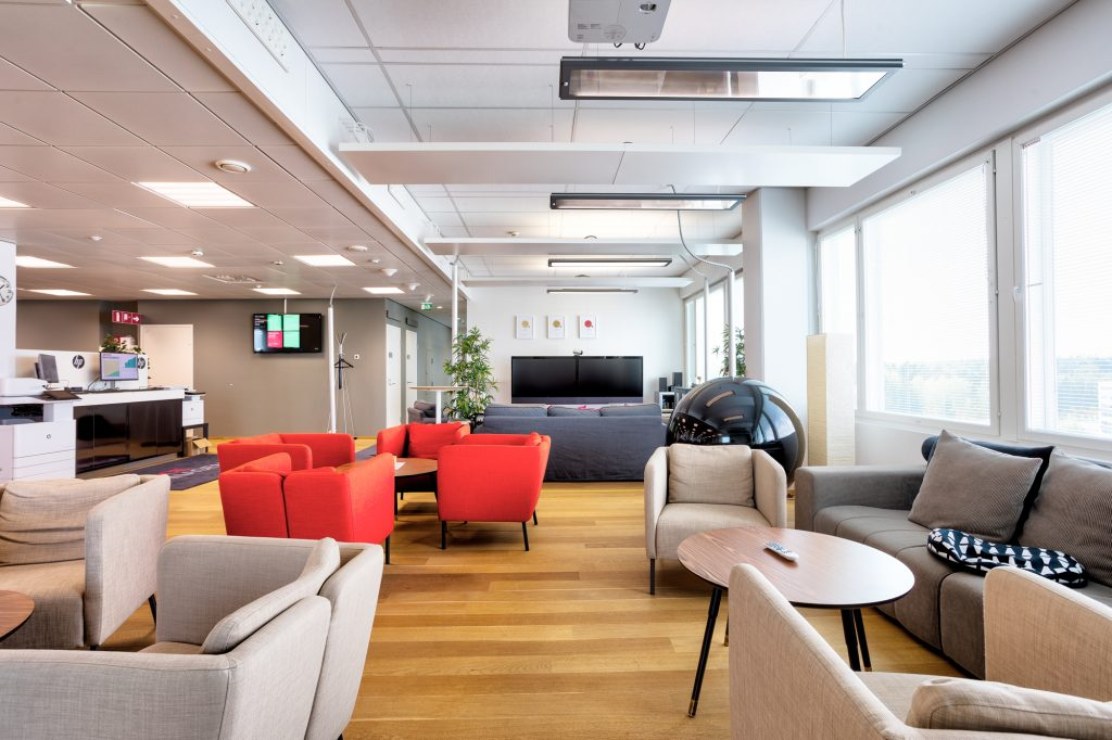 Office Managementin toimistotilat Derbyssä